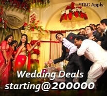 Wedding Deal From Holydelights.
