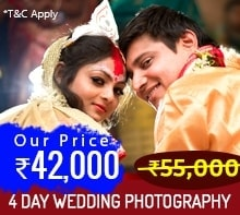 Pre-Wedding Photography & 3 Day Wedding Shoot