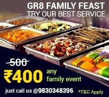 Catering Deal for Family Events - Holydelights