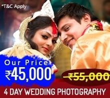 Wedding Photography with Pre Wedding Shoot